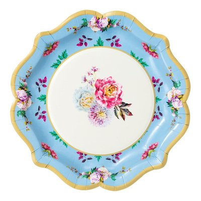 Talking Tables Plates TS8 Truly Scrumptious medium