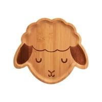 Sass & Belle Bamboo Plate Lamb