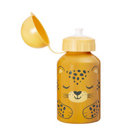 Sass & Belle Kids Drinking Bottle Leopard