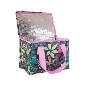 Sass & Belle Lunch bag Variegated Leaves