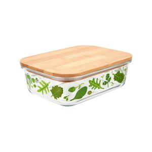 Sass & Belle Glass Storage Box Powered by Plants large