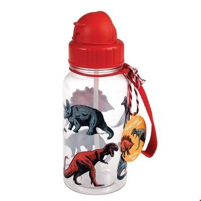 Rex London Kids Water Bottle Prehistoric Land