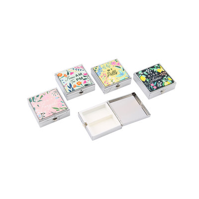 CGB Giftware Pill Boxes Lost in Eden assorted