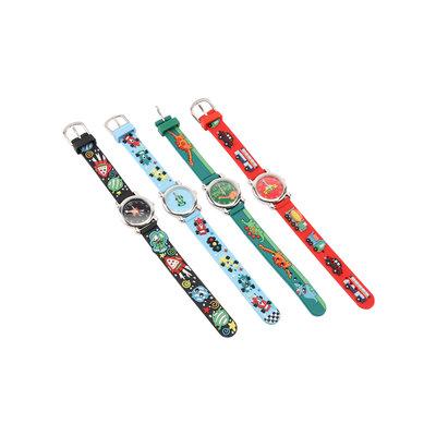 CGB Giftware Kinder-Armbanduhr Eureka Boys assorti