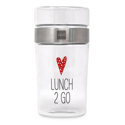 Paperproducts Design Snack-to-go Lunch 2 Go