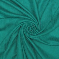 M&K Collection Schal Cotton/Wool bright teal