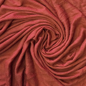 Pure & Cozy Schal Cotton/Wool red
