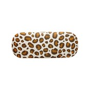 Sass & Belle Glasses case Leopard Love