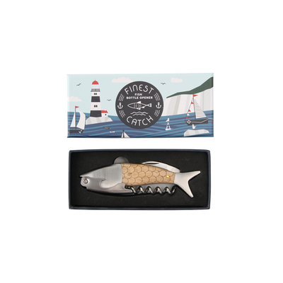 CGB Giftware Flaschenöffner The Finest Catch