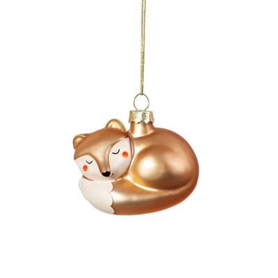 Sass & Belle Christmas Decoration Baby Fox