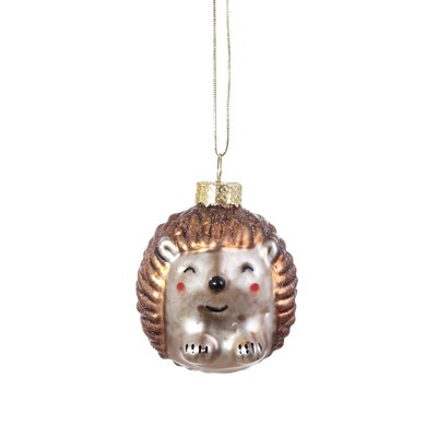 Sass & Belle Christmas Decoration Baby Hedgehog