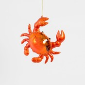 Sass & Belle Christmas decoration Cooper Crab