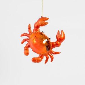 Sass & Belle Weihnachtsdekoration Cooper Crab