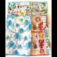 Rex London MIX Children's apron Wild Wonders/Elephant/Prehistoric/Colourful Creatures