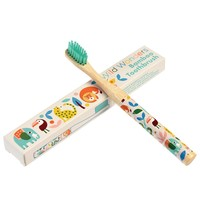 Rex London Bamboo Toothbrush Wild Wonders