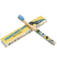 Rex London Bamboo Toothbrush Prehistoric