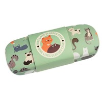 Rex London Glasses Case Nine Lives