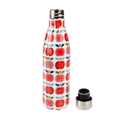 Rex London Edelstahl-Flasche Vintage Apple