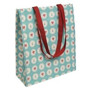 Rex London Shopping bag Blue Doily