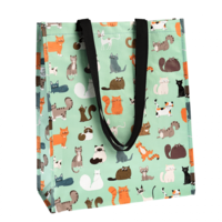 Rex London Shopping bag Nine Lives