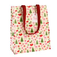 Rex London Shopping bag 50's Christmas
