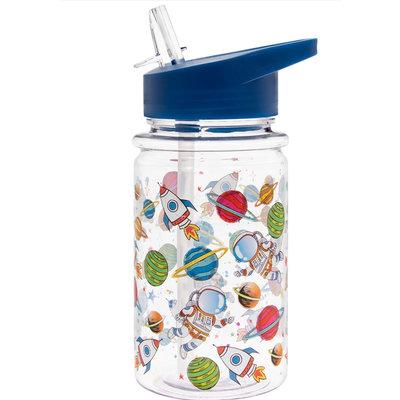 Lesser & Pavey Wasserflasche Spaceman