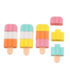 Rex London Erasers Ice Lolly Set of 4