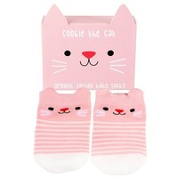 Rex London Baby socks Cookie the Cat