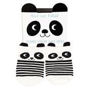 Rex London Baby socks Miko the Panda
