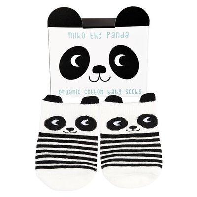 Rex London Babysöckchen Miko the Panda