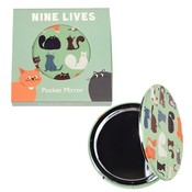 Rex London Compact Mirror Nine Lives
