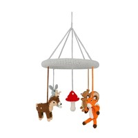 Sindibaba Mobile Forest Animals/ with rattle