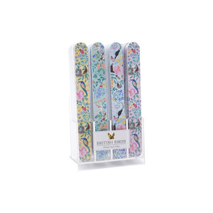 CGB Giftware Nail Files British Birds assorti