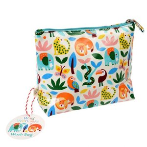 Rex London Wash bag Wild Wonders