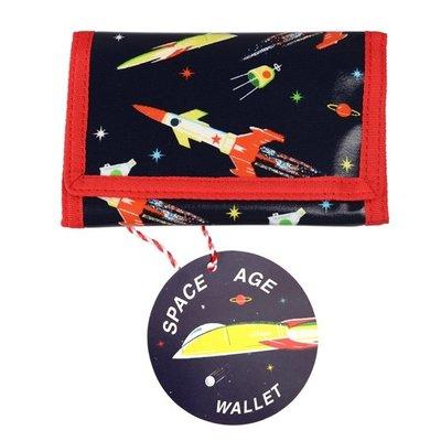 Rex London Kinder-Geldbörse Space Age