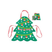 CGB Giftware Childs apron Christmas Tree