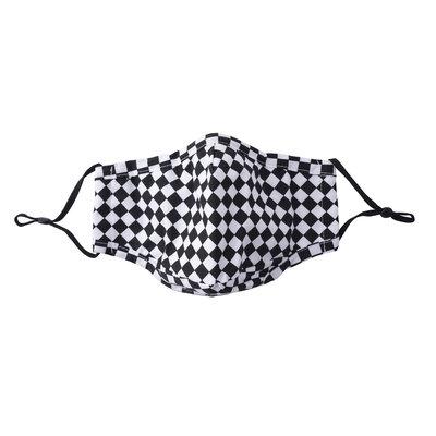 CGB Giftware Schutzmaske Baumwolle mit Filterfach Dapper Chap