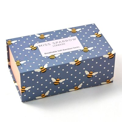 Miss Sparrow Giftbox  Bamboo Bumble Bees