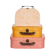 Sass & Belle Suitcase Little Stars Set of 3
