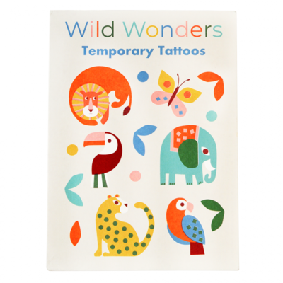 Rex London Tattoos Wild Wonders
