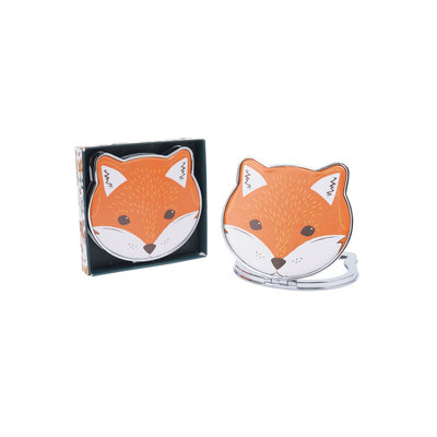 CGB Giftware Taschenspiegel Fox