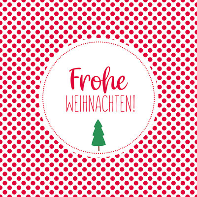 Paperproducts Design Papierservietten Weihnachten