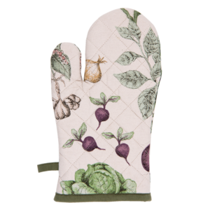 Clayre & Eef Oven mitt The Kitchen Garden