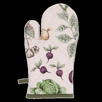 Clayre & Eef Oven mitt The Kitchen Garden