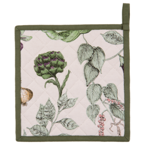 Clayre & Eef Potholder The Kitchen Garden