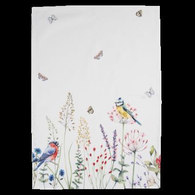 Clayre & Eef Geschirrtuch So Floral