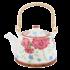 Clayre & Eef Teekanne Roses