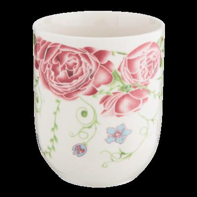 Clayre & Eef Mug Roses