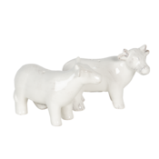 Clayre & Eef Salt and pepper shaker cows