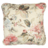 Clayre & Eef Cushion cover Roses egg shell